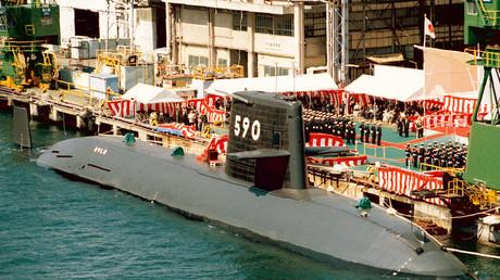 Submarino japonés Oyashio