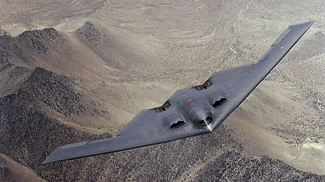 El diseño del bombardero estratégico Northrop Grumman B-21