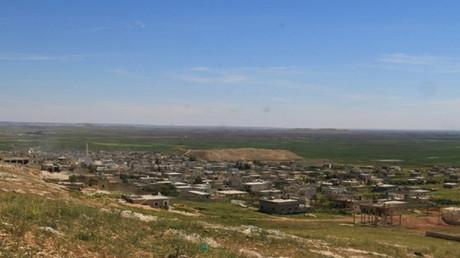 La localidad siria de Talat al Iss