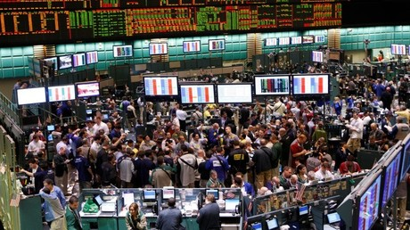El petróleo crece en la bolsa NYMEX