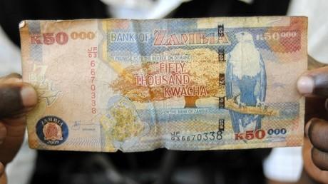 Billete de 50.000 kwachas