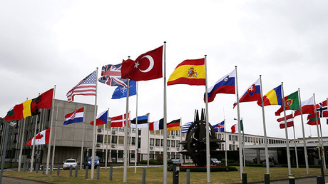 La sede de la OTAN en Bruselas