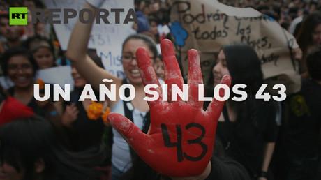 RT Reporta (E31): Un año sin los 43