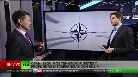 Rusia: La OTAN intenta ejercer presión militar sobre Rusia