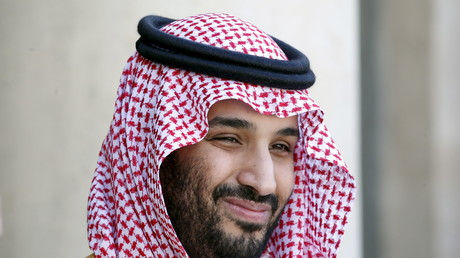 Príncipe Mohammed bin Salman, heredero sustituto saudita