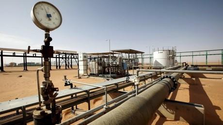 Una baja presión en los oleoductos del yacimiento libio de El Sharara señala que el país puede exportar más