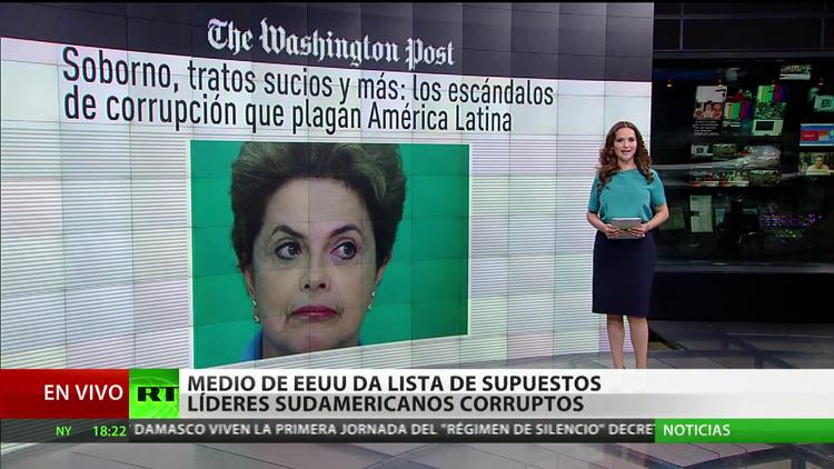 """""""Existe plan para moler la imagen de presidentes sudamericanos que han tomado medidas patrióticas"""""""
