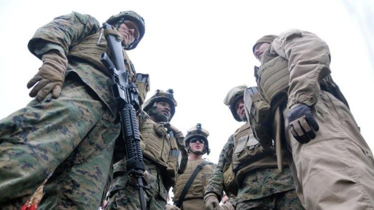 La OTAN desencadena una 'Tormenta de Primavera' en las fronteras rusas