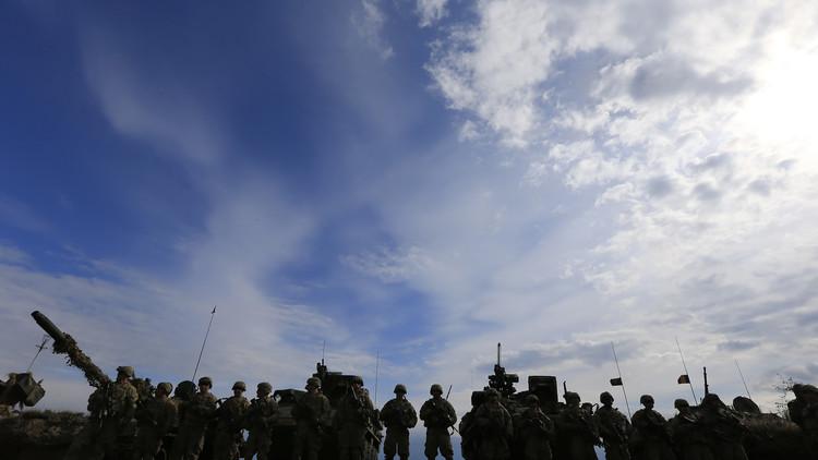 ¿Palabras que no coinciden con las acciones? La OTAN asegura que no quiere una guerra con Rusia