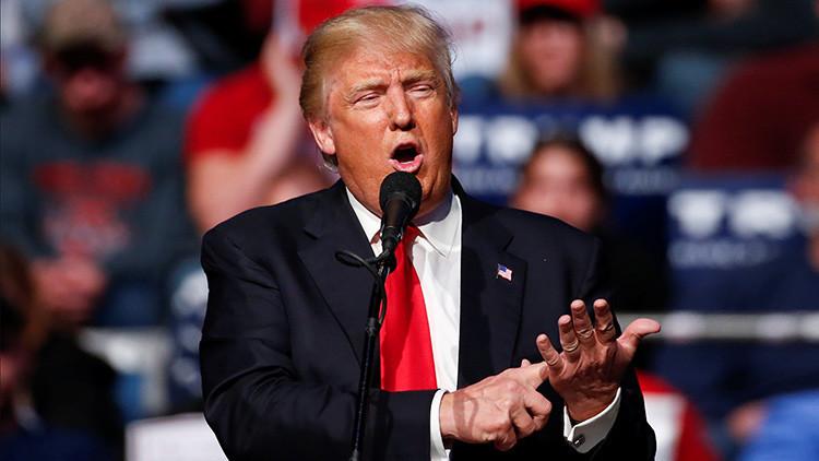 Trump considera que EE.UU. debería disparar a los cazas rusos