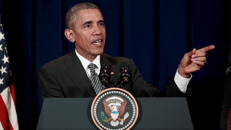 """Obama: """"Los demás países deberían seguir las reglas de EE.UU. y sus socios, no al revés"""""""