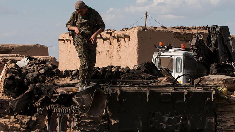 Video grabado en primera persona: Así se combate en el Estado Islámico
