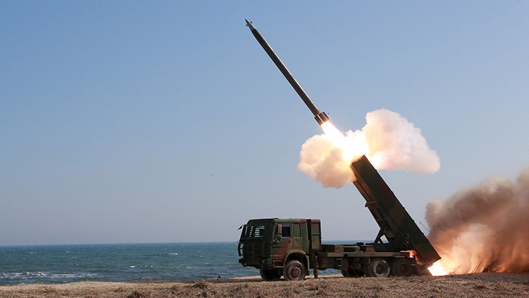 nordkorea missil