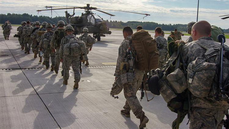 """El nuevo comandante de la OTAN en Europa considera """"el resurgimiento de Rusia"""" un desafío"""