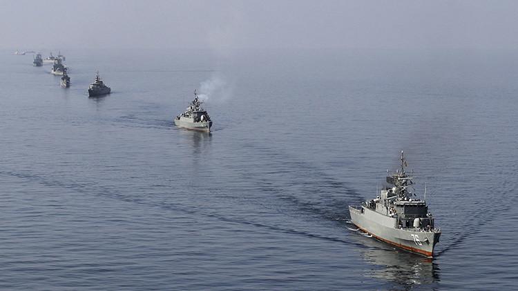 Irán cerrará el paso por el estrecho de Ormuz a EE.UU. en caso de amenaza