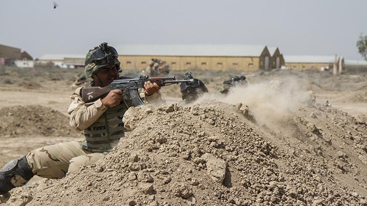 Impactante video del tiroteo contra el EI en el que murió un soldado de élite de EE.UU.