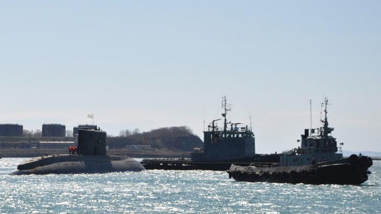 Otro 'agujero negro': Rusia bota un nuevo submarino silencioso