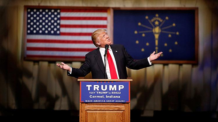 Así es como Donald Trump podría acabar con las esperanzas de Hillary Clinton
