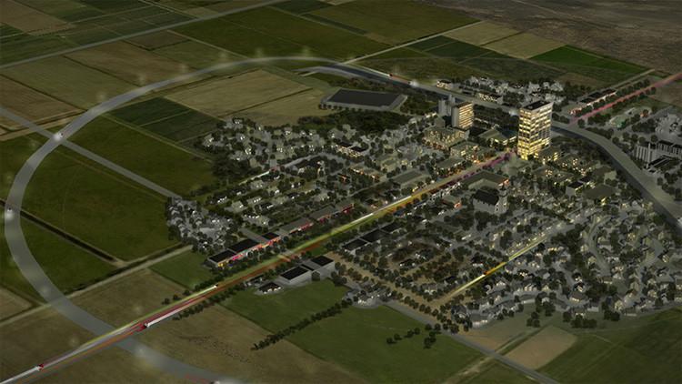 Así será la 'ciudad fantasma' que se construirá en un desierto de EE.UU.