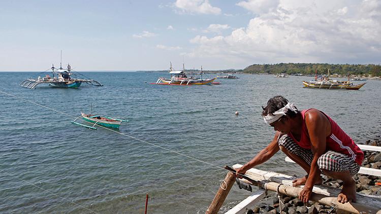 La colisión de dos barcos en el mar de la China Oriental deja varios muertos y desaparecidos