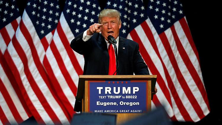 """Donald Trump, un hombre """"sin filtro"""", recibirá informes secretos de la CIA"""