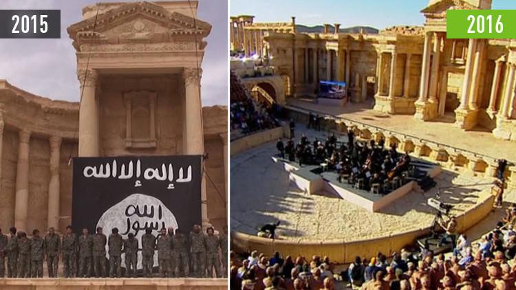 La esperanza renace en Palmira al son de la música clásica