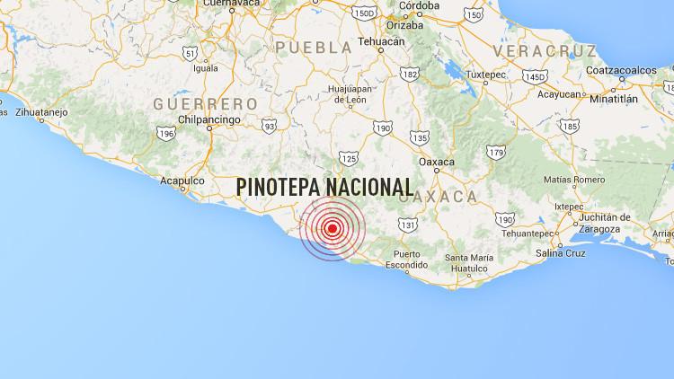 Un sismo de magnitud 6,0 se siente en Ciudad de México
