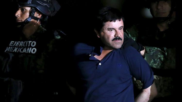 Un juez da luz verde a la extradición de 'El Chapo' a los EE.UU.