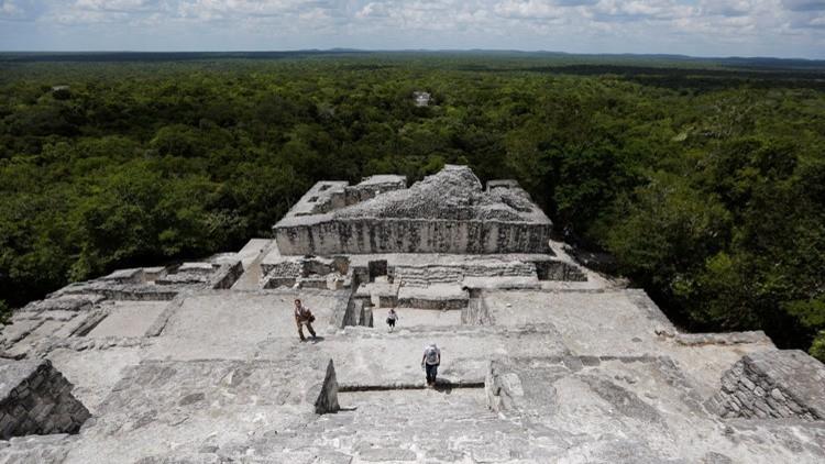 Un adolescente de 15 años 'descubre' una ciudad maya oculta durante siglos
