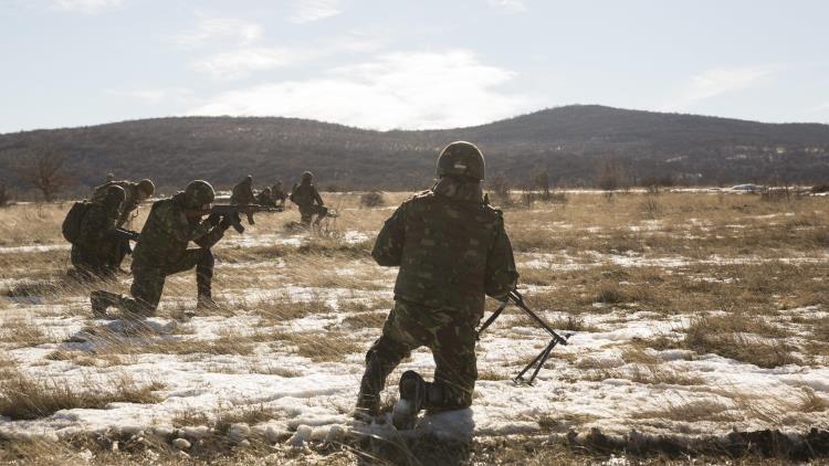 EE.UU. envía marines para más ejercicios en la frontera oriental de la OTAN