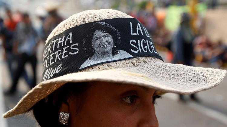 Pagaron 22.000 dólares por el asesinato de la activista Berta Cáceres
