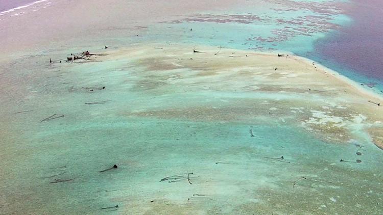 El mar no perdona: cinco islas del Pacífico desaparecen víctimas del cambio climático