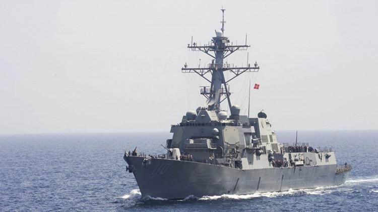 Sigue la tensión: China y EE.UU. se vigilan mutuamente en el mar de la China Meridional