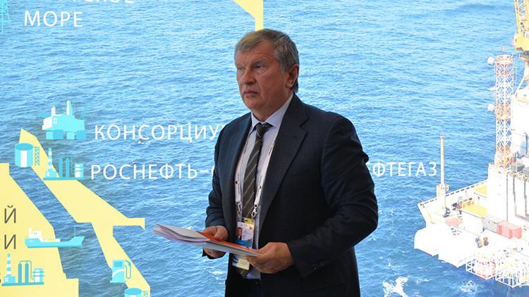 El presidente de Rosneft predice la muerte de la OPEP