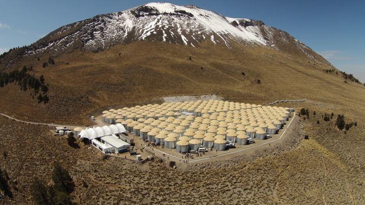 Así es el centro que rastrea desde México los 'mensajeros del espacio'