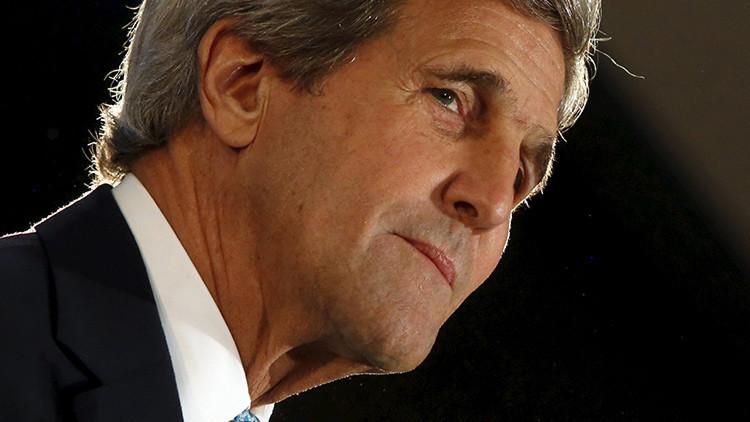 Kerry agradece a Rusia su papel en el alto el fuego de Siria