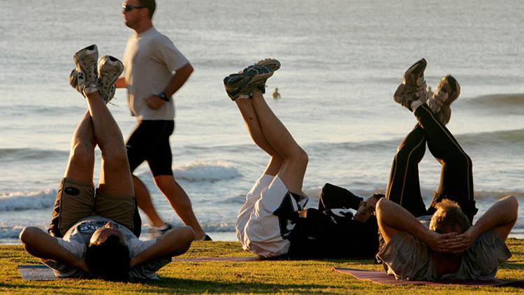 Errores del gimnasio. ¿Por qué ejercitar los abdominales no es buena idea?