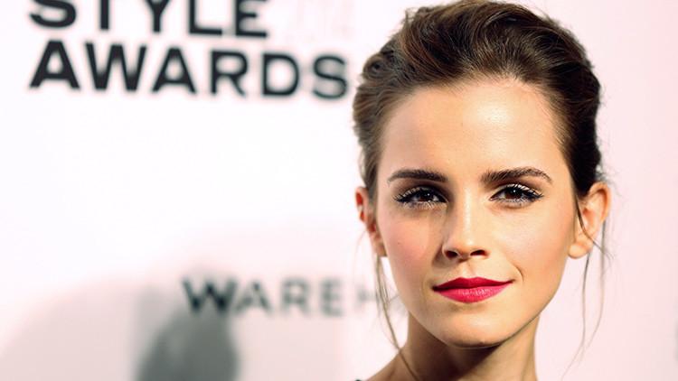 ¿La 'cámara secreta'? La actriz Emma Watson figura en los 'papeles de Panamá'