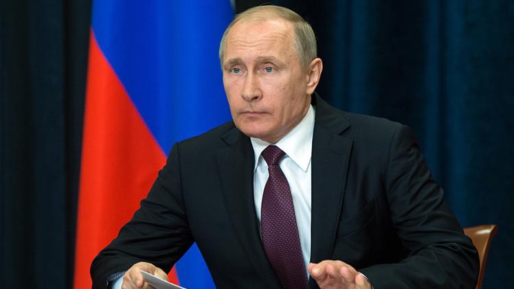 """""""Rusia puede romper cualquier bloqueo, si alguien quiere ponernos a prueba"""""""