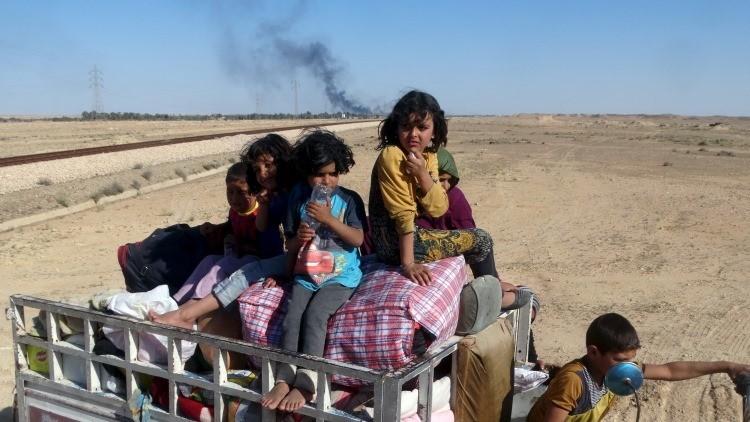 El Estado Islámico quema viva una familia entera en Irak, incluidos tres niños