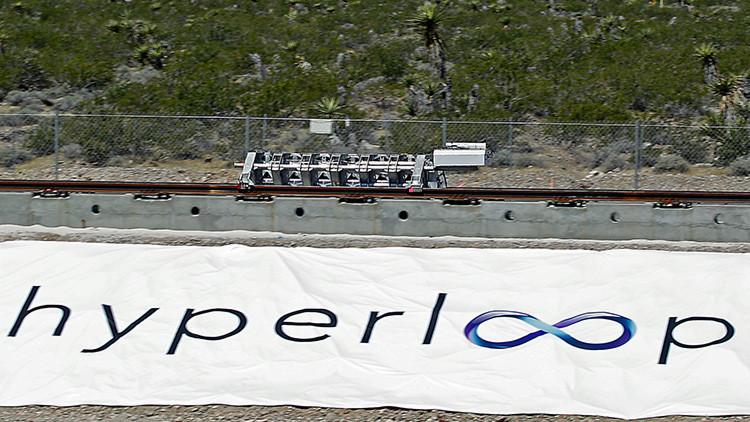 Video: El proyecto de transporte ultraveloz Hyperloop supera con éxito su primera prueba