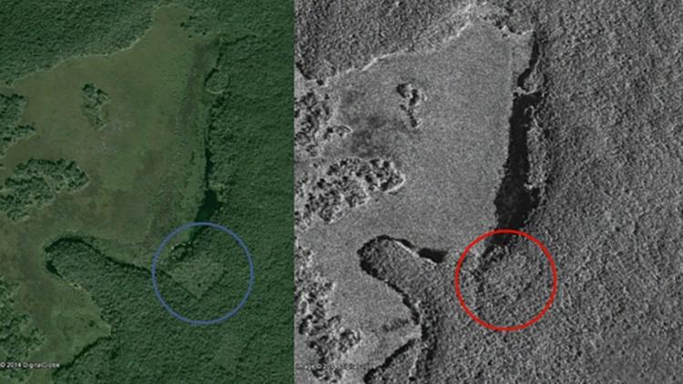 La 'ciudad maya' descubierta por un adolescente resultó ser algo muy distinto