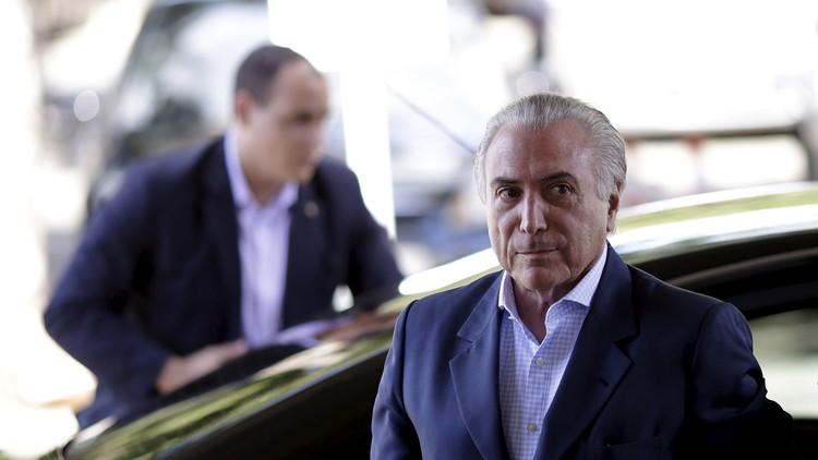 Michel Temer: el nuevo presidente de Brasil que le gusta a Wall Street