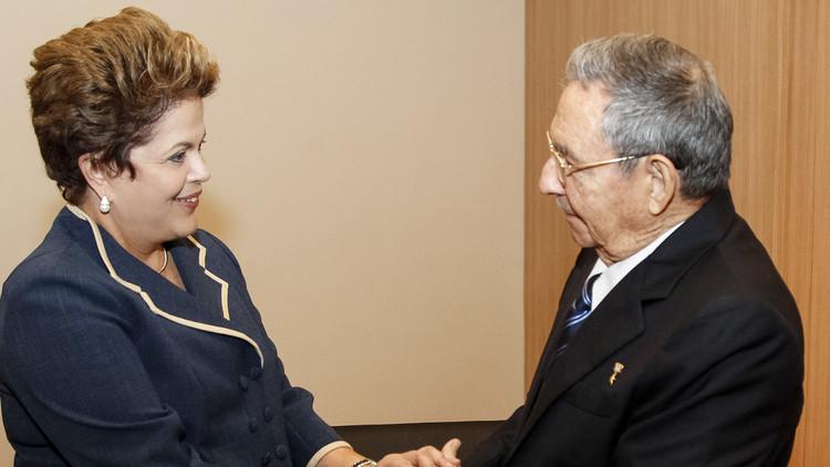 """Cuba: """"Lo sucedido en Brasil es un golpe de Estado disfrazado de legalidad"""""""
