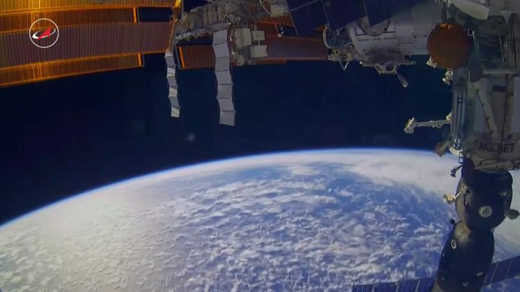 El nanosatélite ruso impreso en 3D 'saluda' desde el espacio (video)