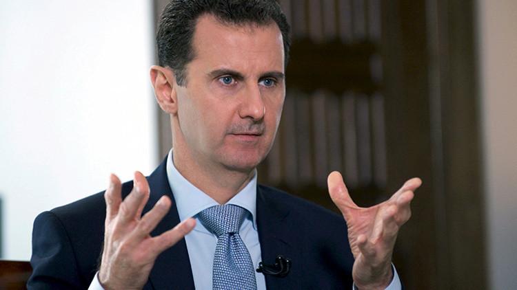 """""""EE.UU. debe dejar de exigir la dimisión de Assad"""""""