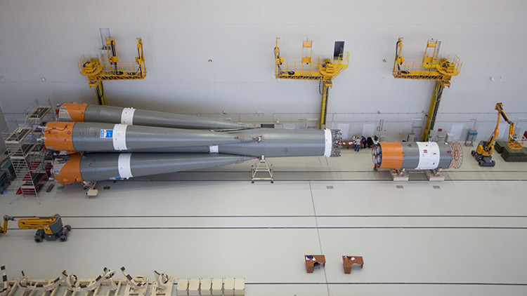 Comienza a fabricarse el segundo cohete para el nuevo cosmódromo ruso Vostochny