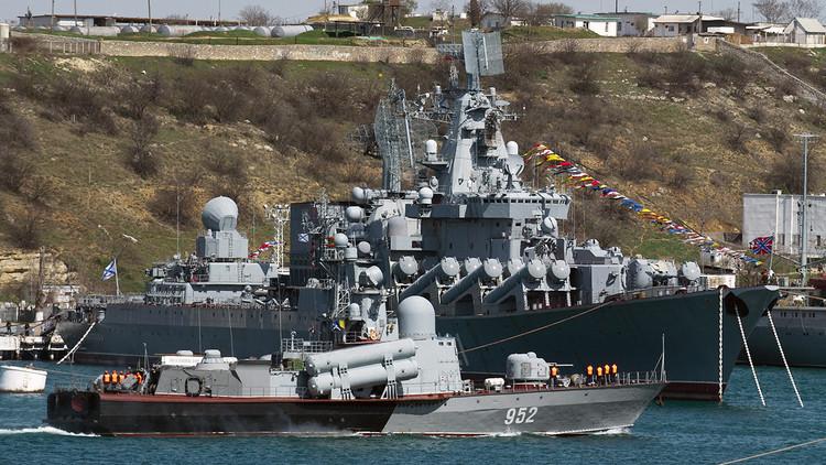 Conozca la Flota del Mar Negro: el orgullo de Rusia con base en Sebastopol cumple 233 años