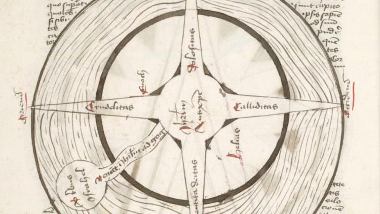 'El mapa del infierno': un manuscrito olvidado del siglo XV desсribe el fin del mundo