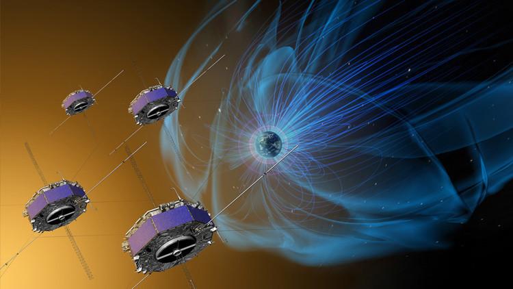 Satélites observan por vez primera uno de los fenómenos naturales más misterioros de la Tierra